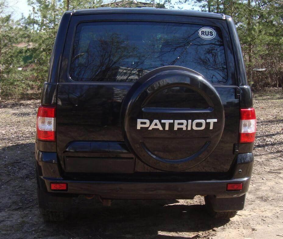 УАЗ Patriot I Рестайлинг 2 2.7 л 128 л.с. дизель 2015 Механика отзыв автовладельца