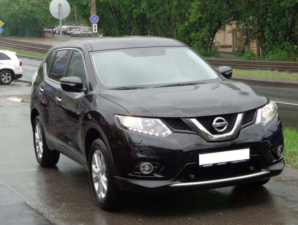 Nissan X-Trail III 2.0 л 144 л.с. бензин 2015 Вариатор отзыв автовладельца