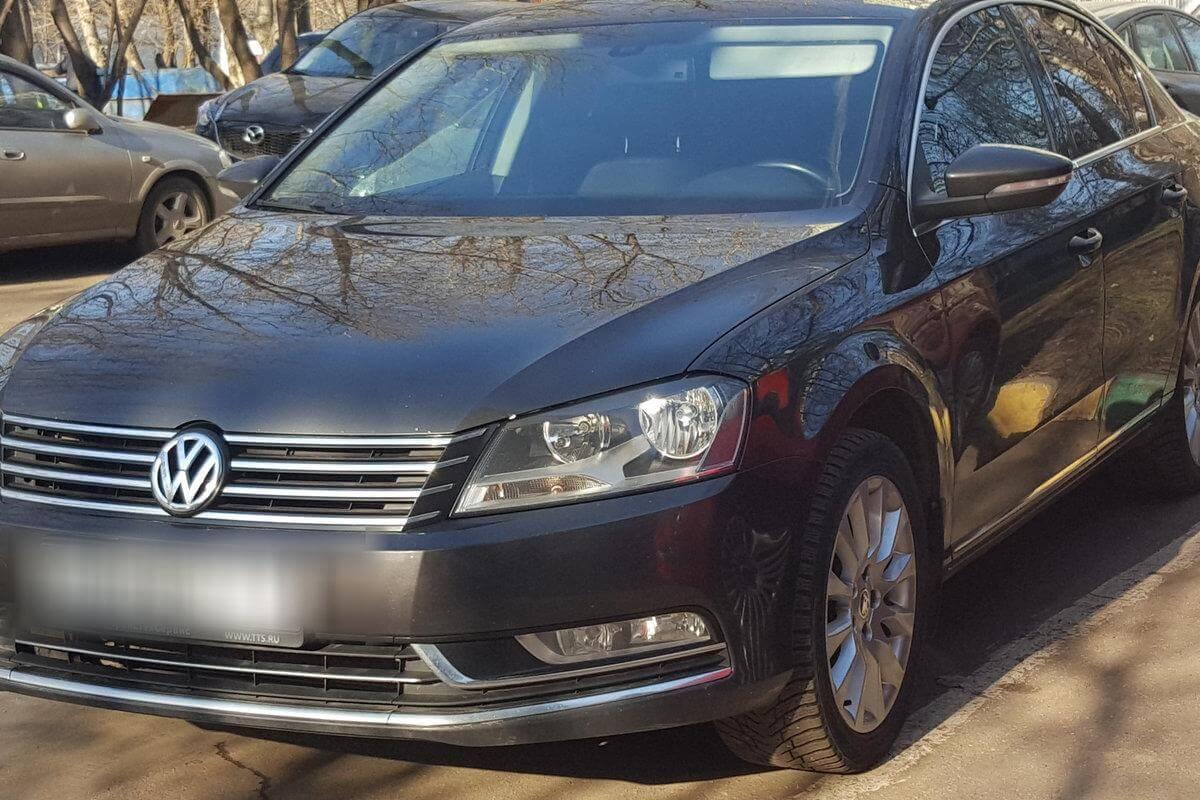 Volkswagen Passat B7 1.8 л 152 л.с. бензин 2011 Робот отзыв автовладельца