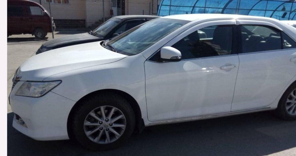 Toyota Camry VII (XV50) 2.0 л 148 л.с. бензин 2013 Автомат отзыв автовладельца