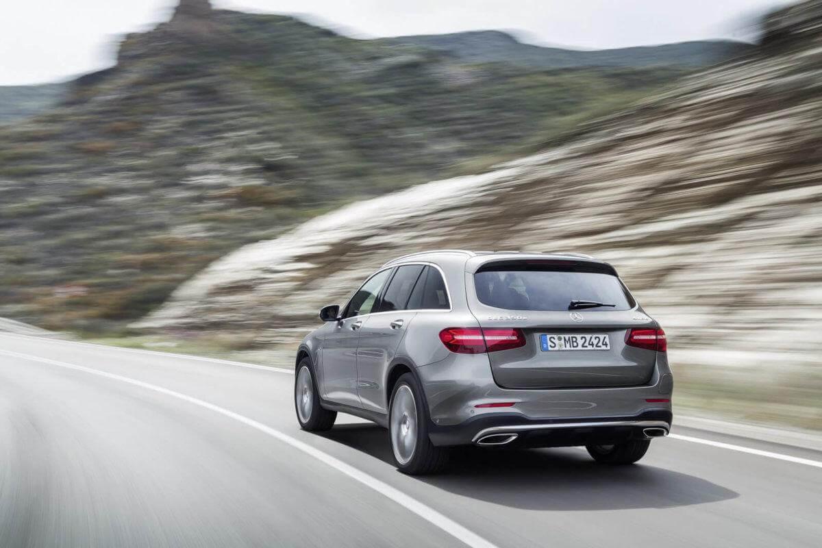 Mercedes-Benz планирует отзыв автомобилей GLC на территории России!