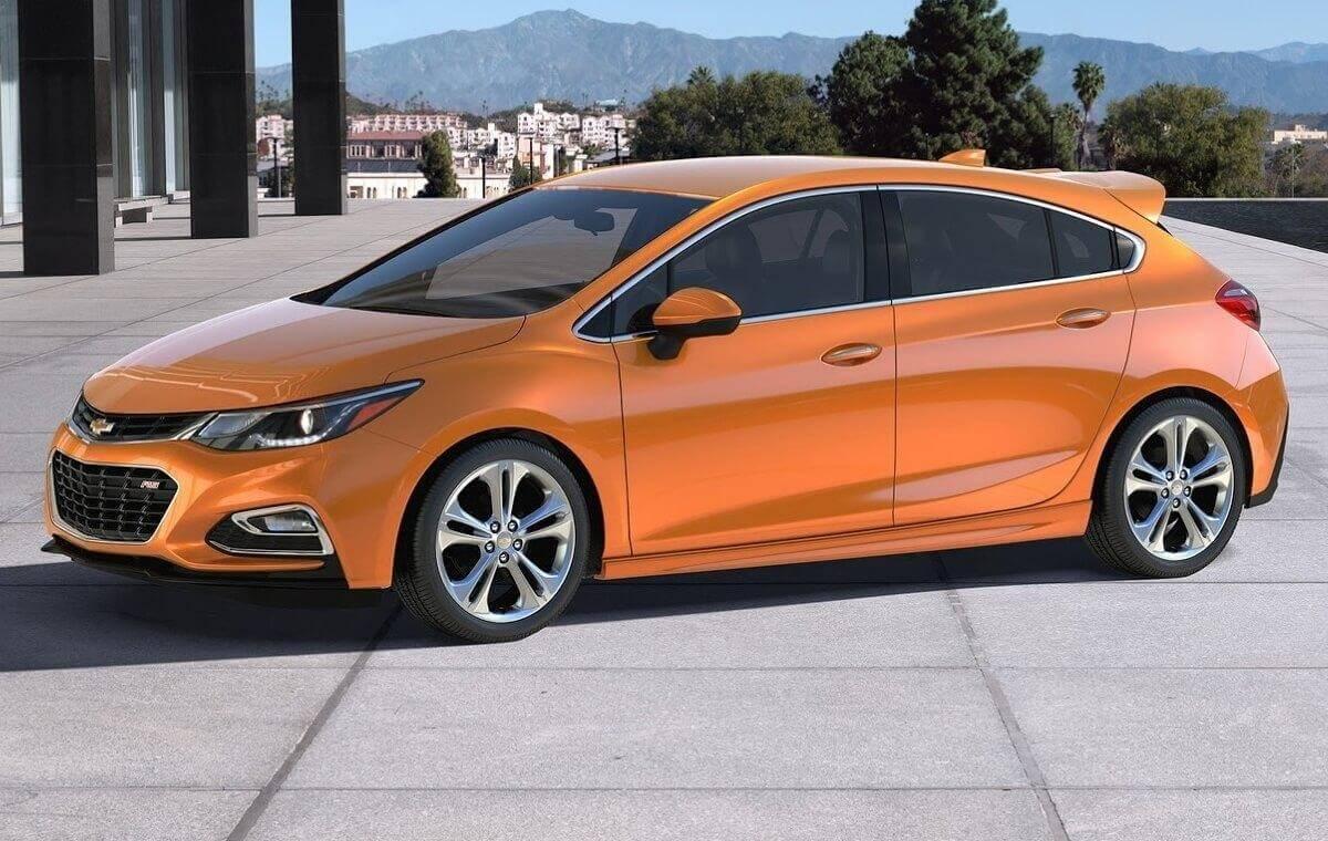Стала известна цена на новый хетч от Chevrolet – Cruze.
