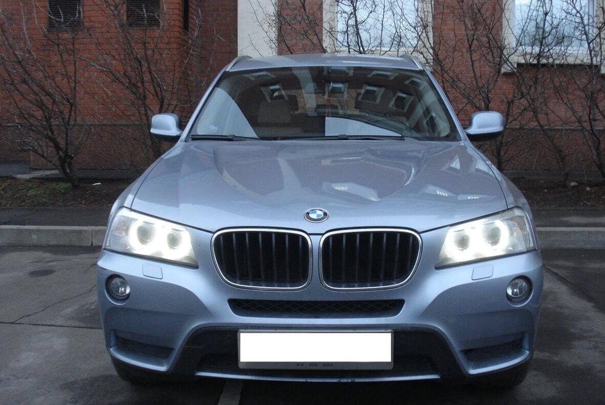 BMW X3 II (F25) 2.0 л 184 л.с. дизель 2012 Автомат отзыв автовладельца
