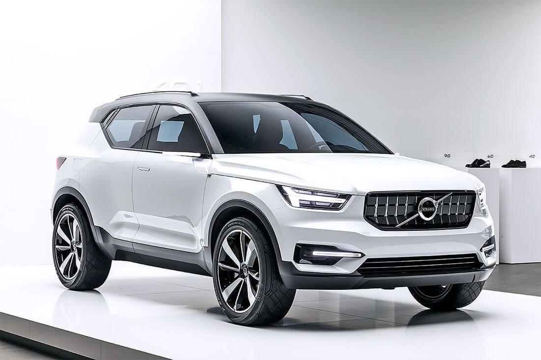Новинка! Volvo xc40 2017-2018 года