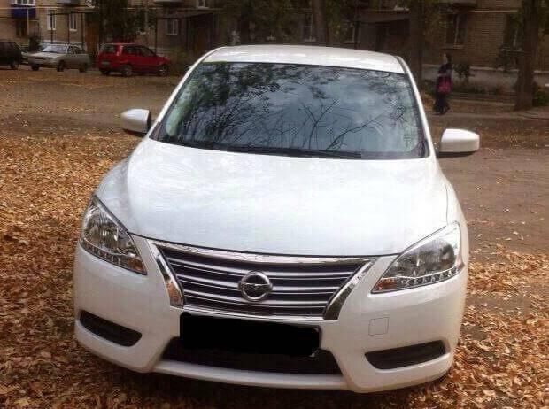 Nissan Sentra VII (B17) 1.6 л 117 л.с. бензин 2015 Механика отзыв автовладельца