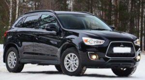 Mitsubishi ASX I Рестайлинг 1.6 л 117 л.с. бензин 2013 Механика отзыв автовладельца