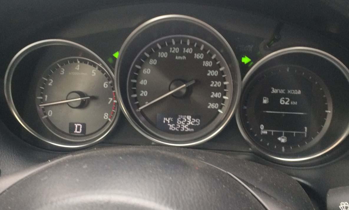 Mazda CX-5 I 2.0 л 150 л.с. бензин 2013 Автомат отзыв автовладельца