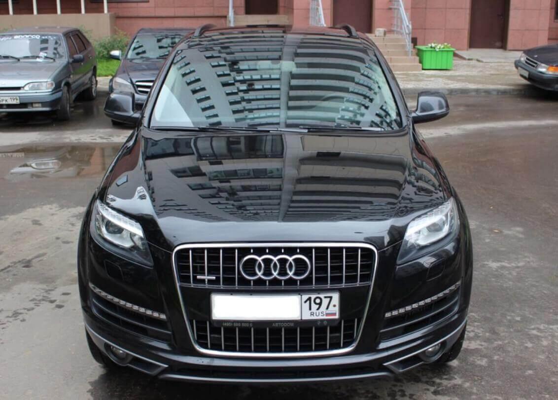 Audi Q7 I Рестайлинг 3.0