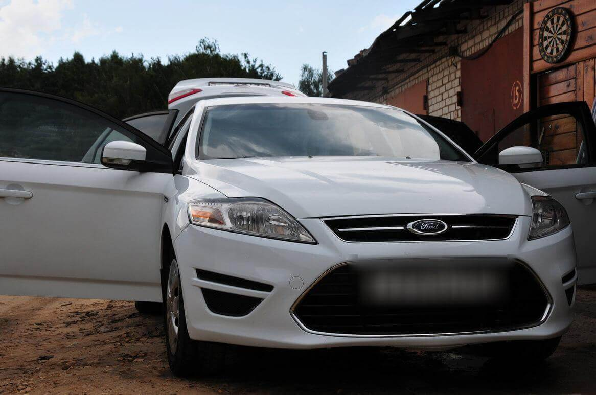 Ford Mondeo IV Рестайлинг 1.6 л 125 л.с. бензин 2010 Автомат отзыв автовладельца