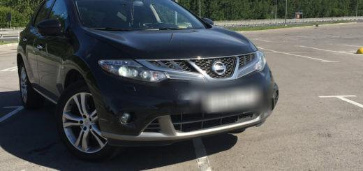 Nissan Murano II (Z51) Рестайлинг 3.5 л 249 л.с. бензин 2012 Вариатор отзыв автовладельца