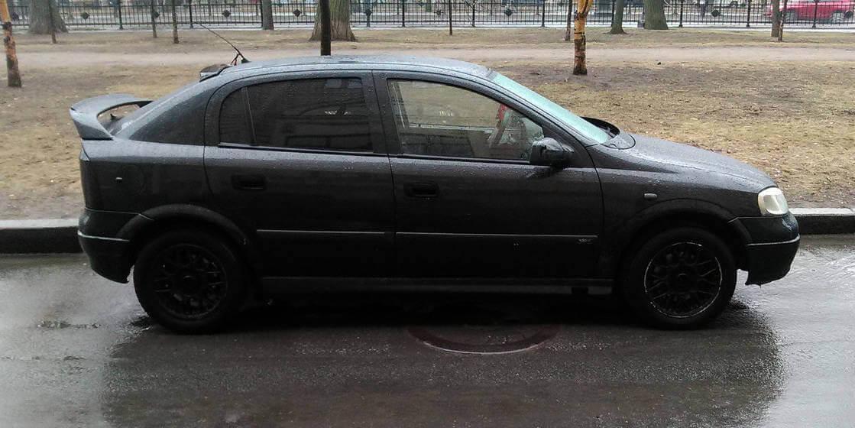 Opel Astra G 1.8 л 116 л.с. бензин 1999 Механика отзыв автовладельца