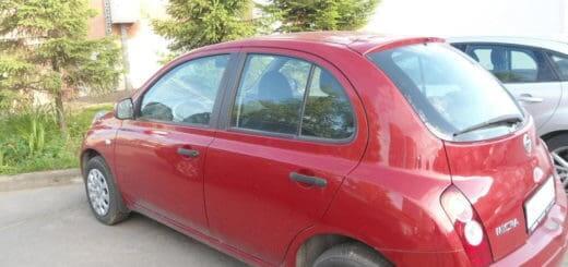 Nissan Micra III (K12) 1.2 л 80 л.с. бензин 2010 Автомат отзыв автовладельца