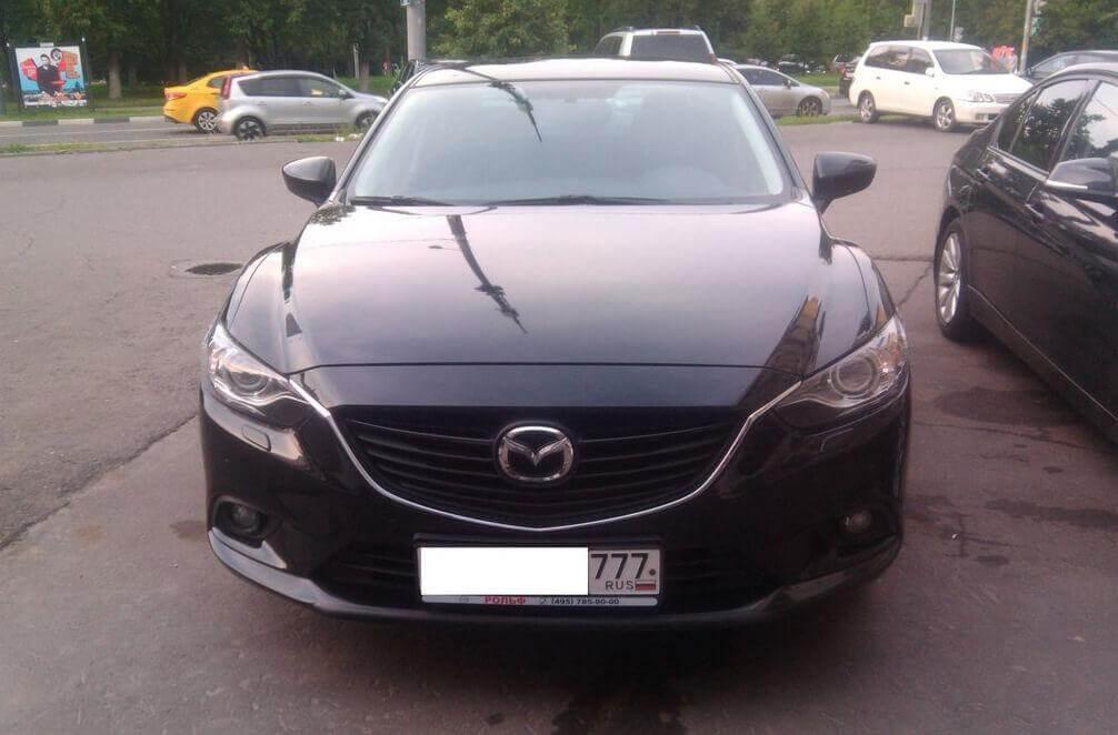 Mazda 6 III 2.0 л 150 л.с. бензин 2014 Автомат отзыв автовладельца