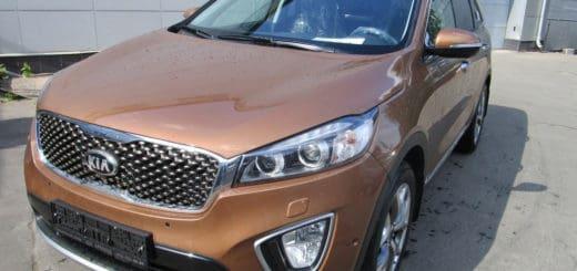 Kia Sorento prime III 2.2 л 200 л.с. дизель 2016 Автомат отзыв автовладельца