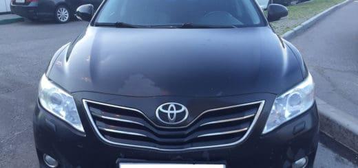 Toyota Camry VI (XV40) Рестайлинг 2.4 л 167 л.с. бензин 2010 Автомат отзыв автовладельца