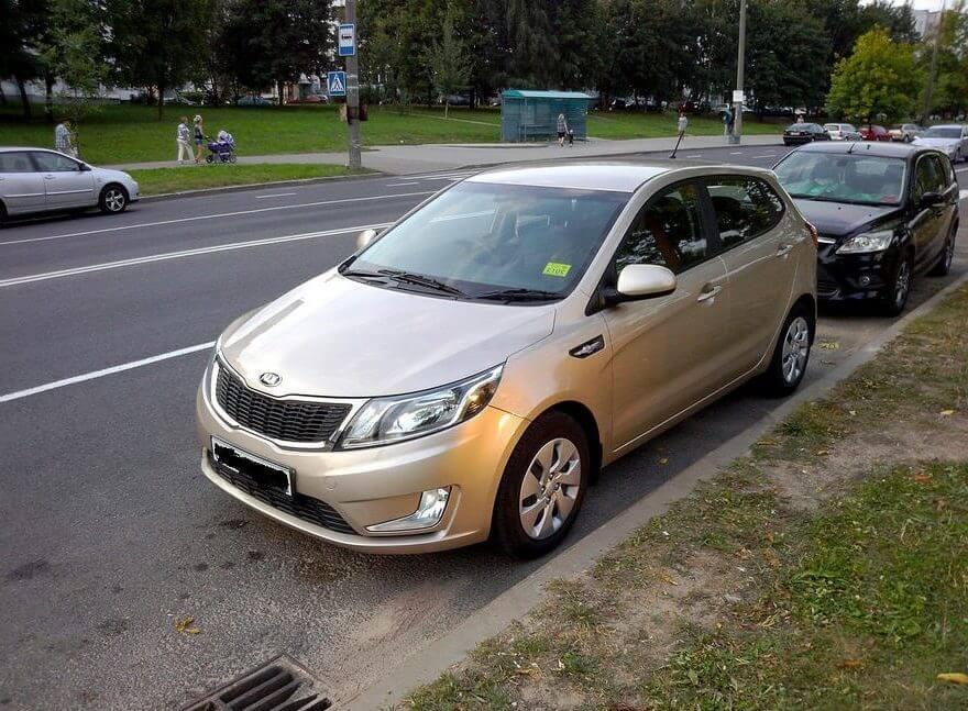 Kia Rio 1.6 123 л.с. 2013 Автомат отзыв автовладельца