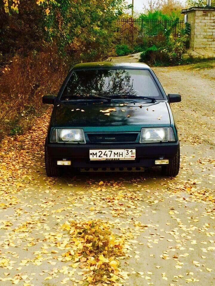 ВАЗ ( LADA) 2109 2001 Механика отзыв автовладельца