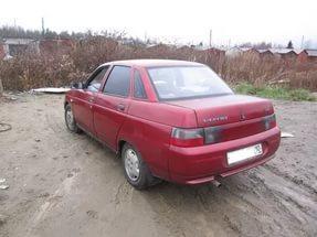ВАЗ ( LADA) 2110 1.5i MT 92 л.с. 2000 Механика отзыв автовладельца