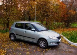 Skoda Fabia 1.2 л 70 л.с. 2007 Механика отзыв автовладельца