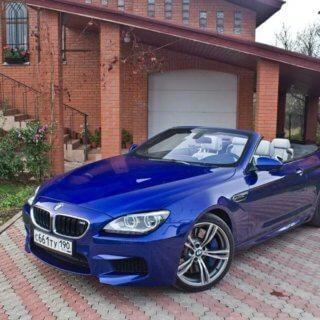 BMW М6, 4 цилиндровый, турбонаддув 2012 Автомат отзыв автовладельца