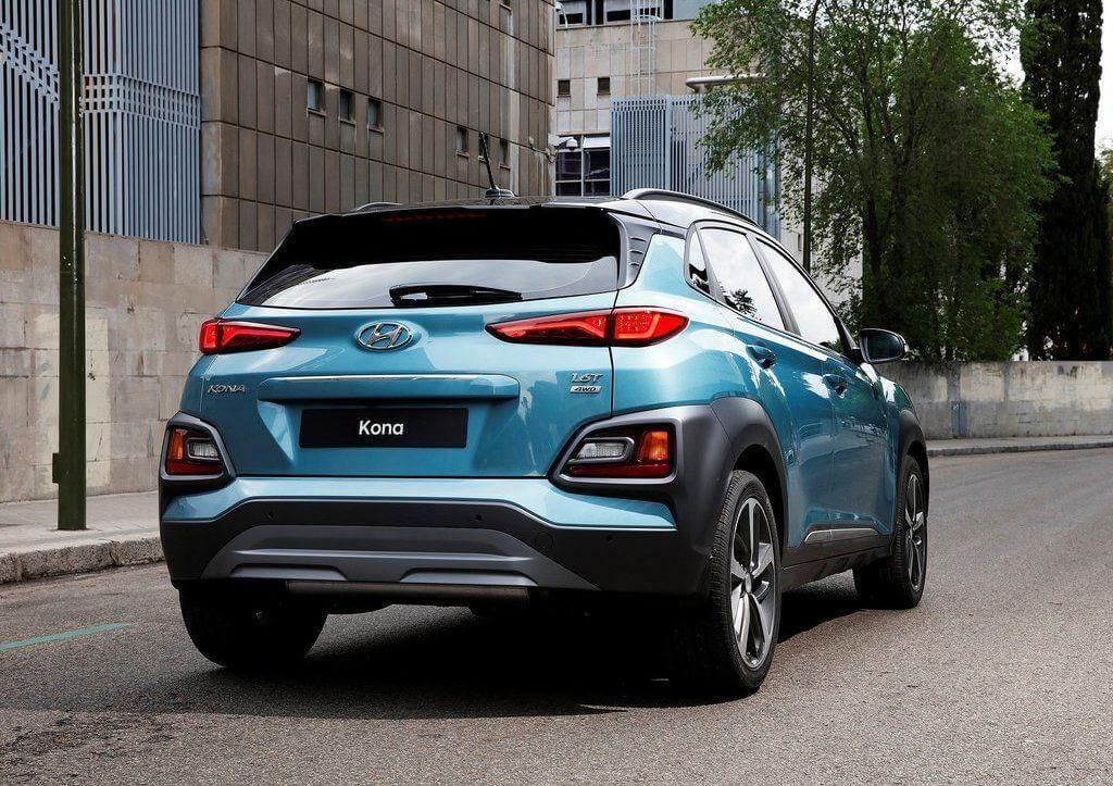 Обзор новой модели KONA концерна Hyundai выпуска 2017 года.