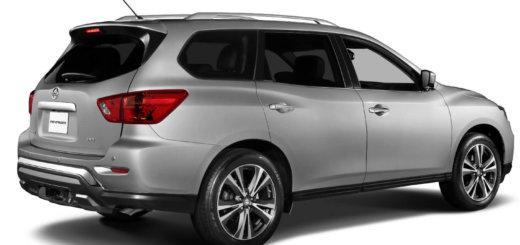 Новый Nissan Pathfinder 2017-2018 краткий обзор