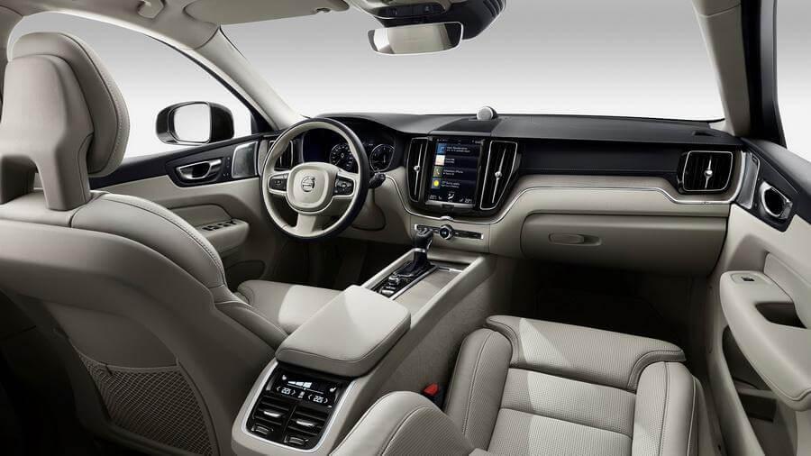 Volvo XC 60 II салон