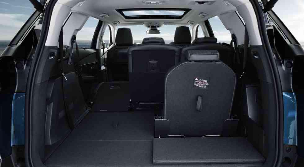Багажник Пежо 5008