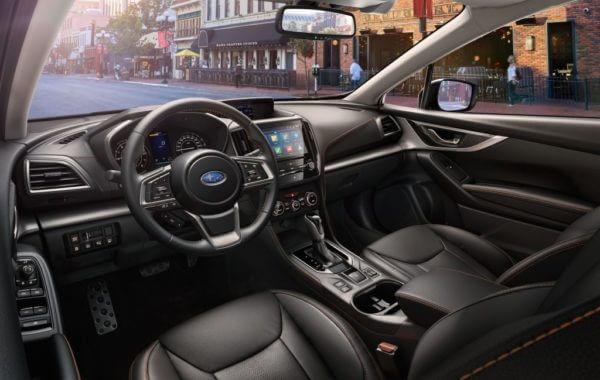 Салон Subaru XV