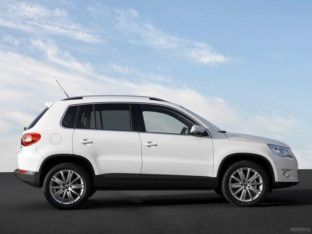 Volkswagen Tiguan 2017. Вердикт — надо брать.