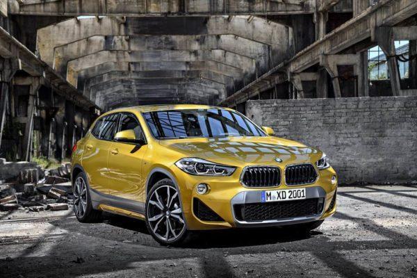 Обзор машины BMW X2