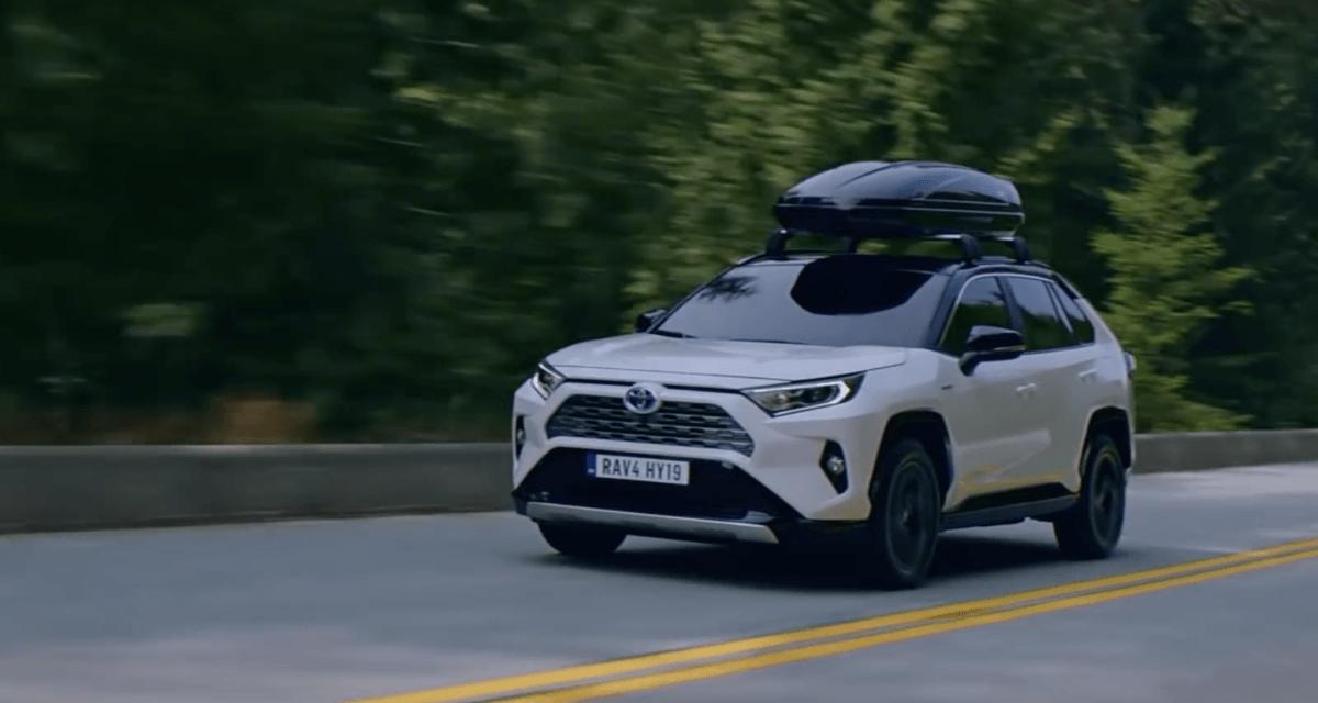 Новая Тойота рат 4 2019 года