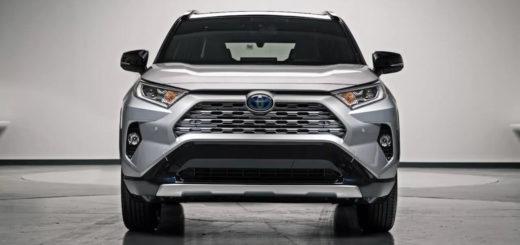 Обзор новой Toyota RAV 4 2019 года
