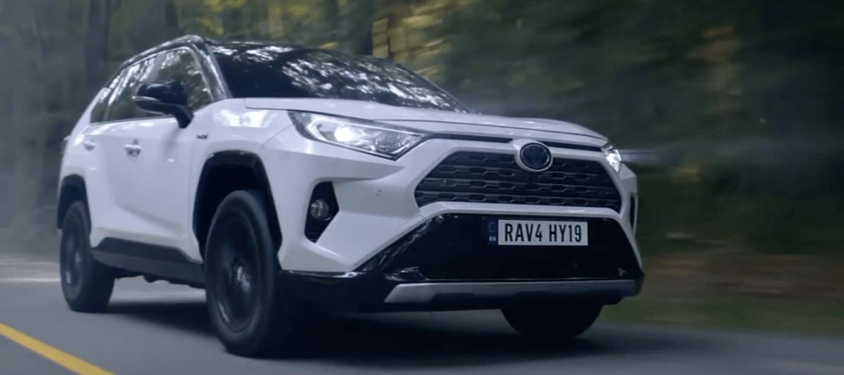Новая Toyota 2019