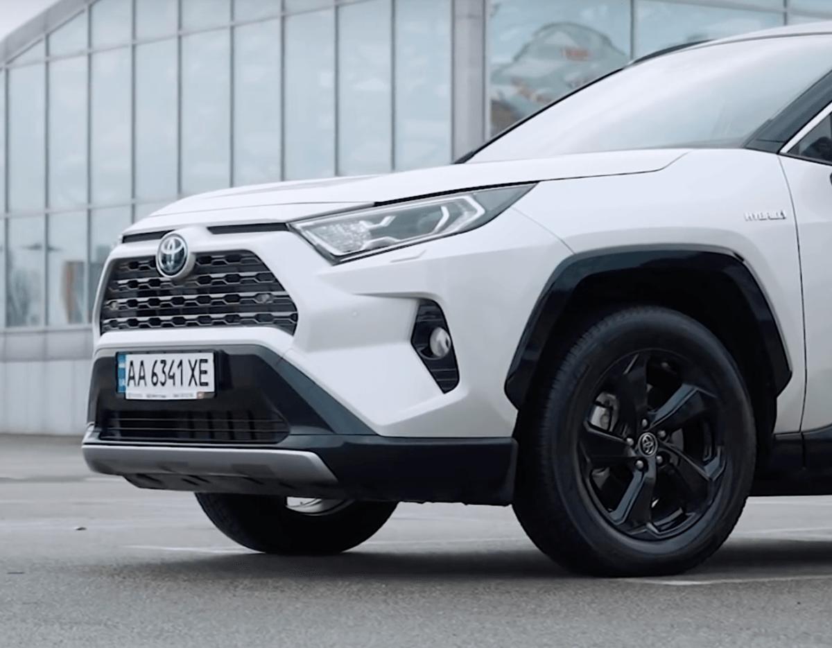 Toyota RAV 4 колеса