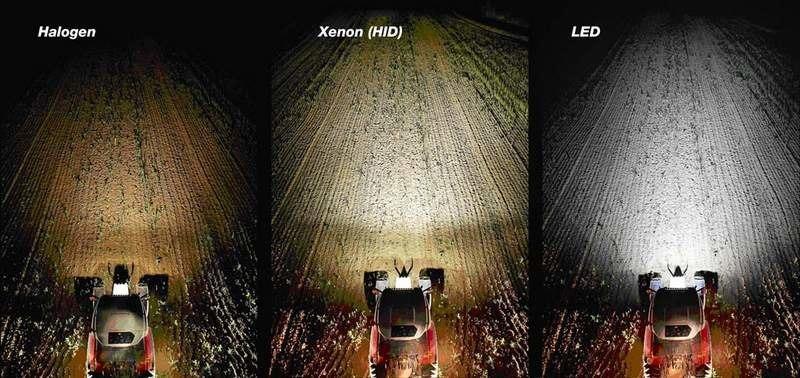 Как решиться на замену ксенона на светодиодную лампочку в автомобиле?