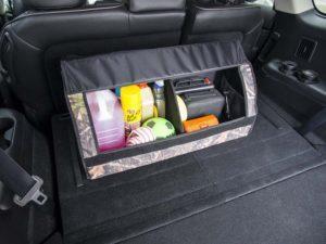 Тонкости по уходу за багажником машины