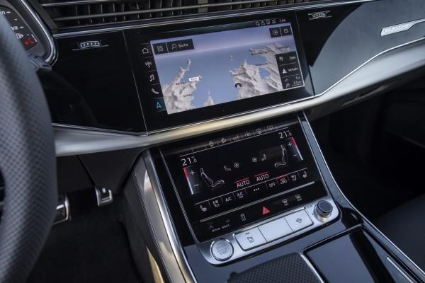 Монитор Audi Q7