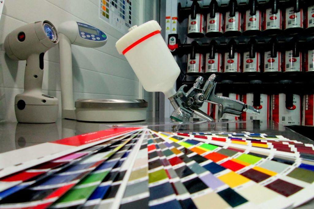 Кто готов помочь в обустройстве лакокрасочной лаборатории?