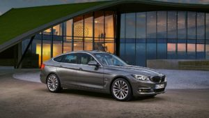 Представляем BMW 3-Series Gran Turismo