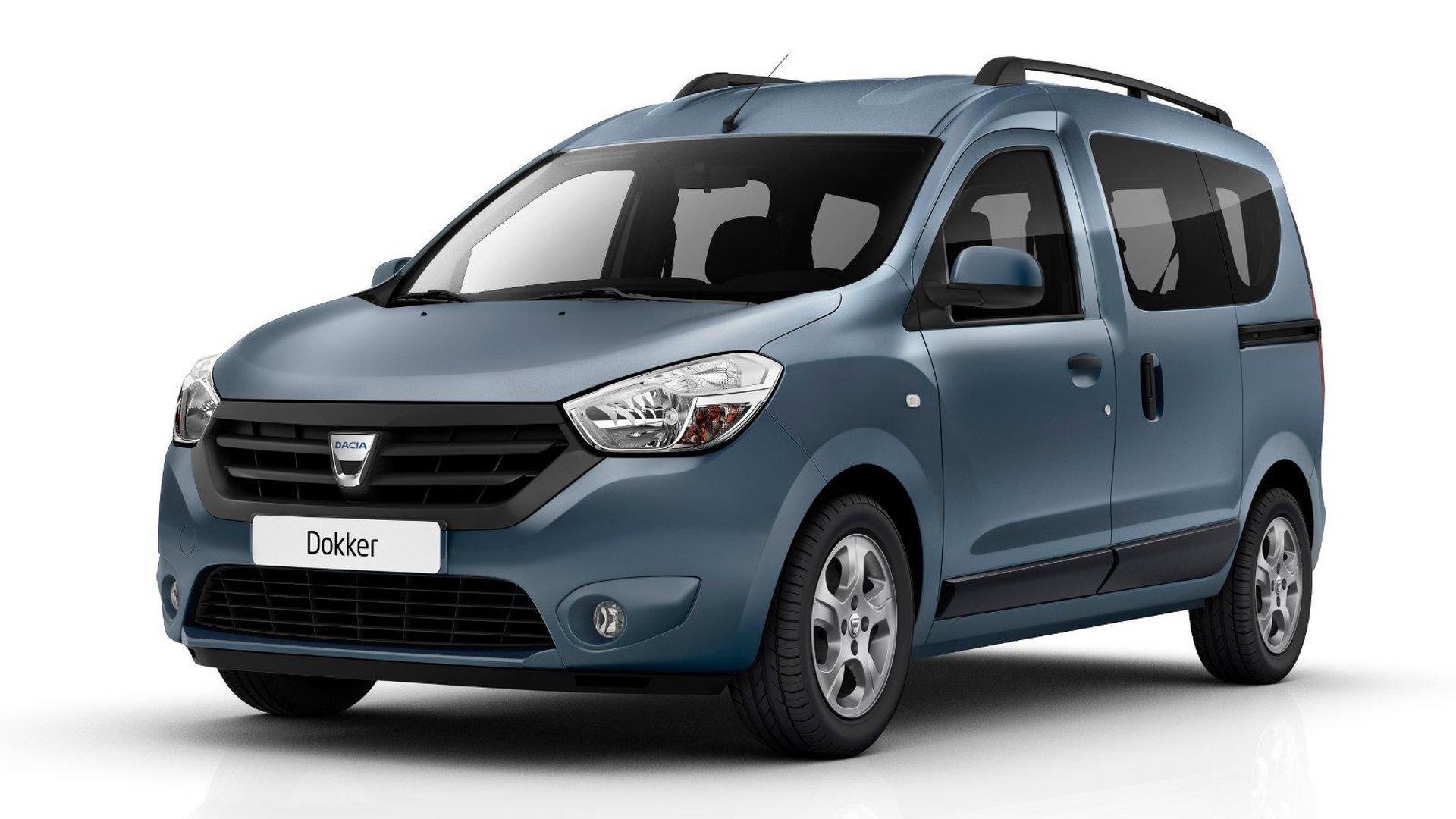 Dokker и Dokker Van — новинки от Dacia