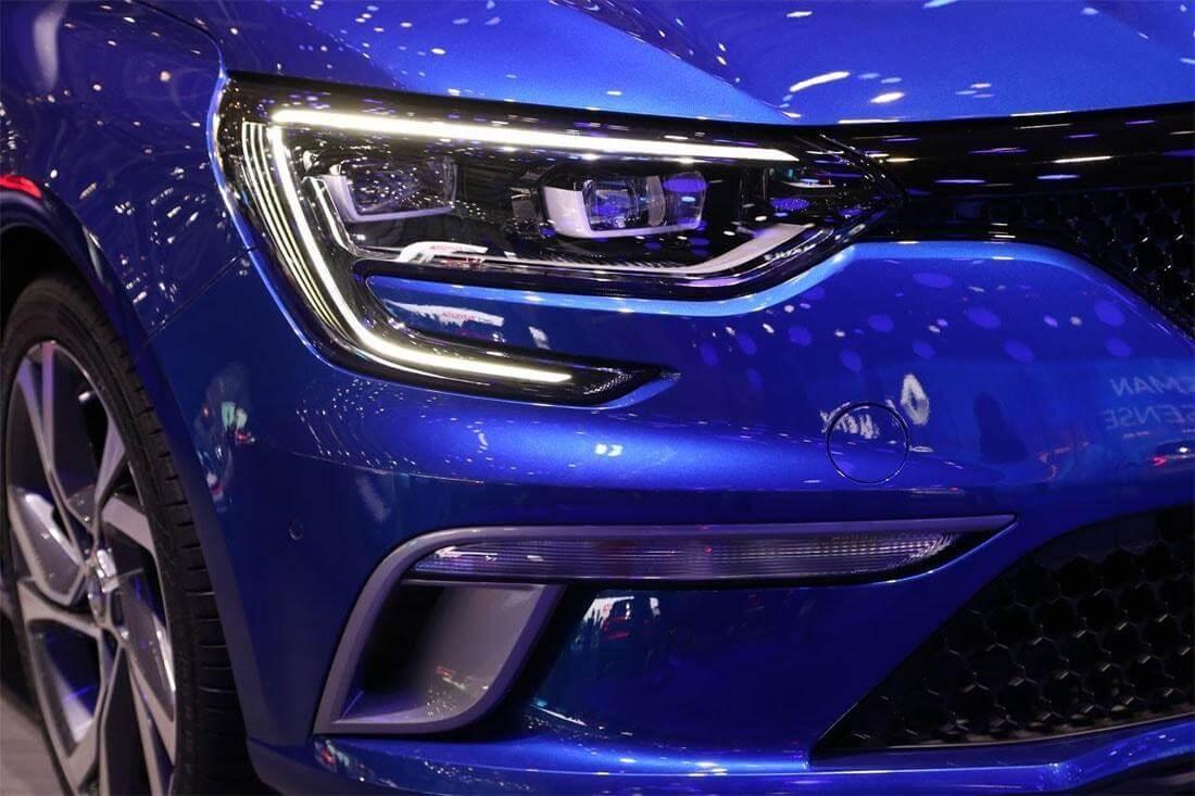 Новый Renault Megane Estate 2016-2017
