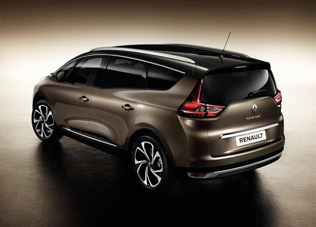 Renault Grand Scenic 2016-2017 – французский минивэн для всей семьи