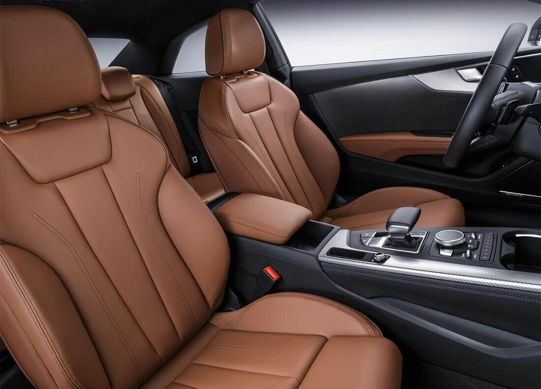 Новая Audi A5