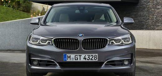 BMW 3 GT 2017 – очередное обновление от баварцев.