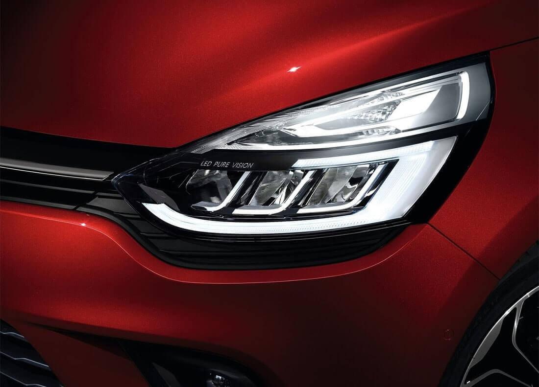 Обновление Renault Clio 2016-2017