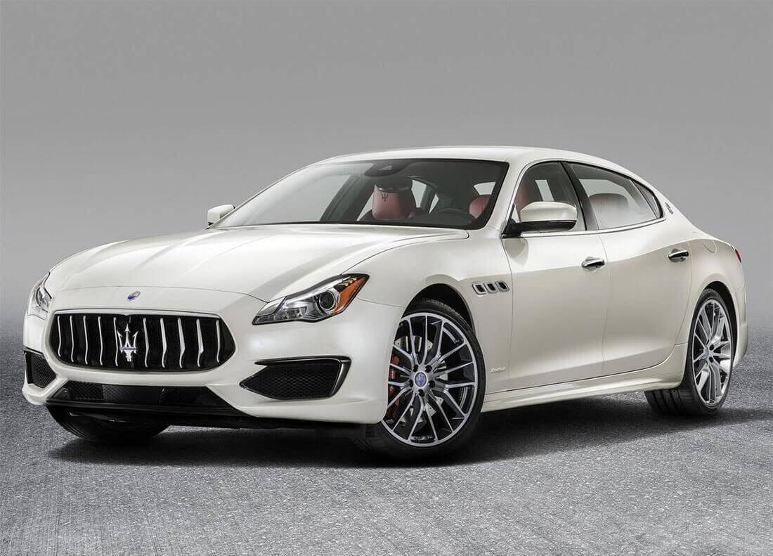 НОВИНКА Maserati Quatroporte – обновление итальянского шедевра.