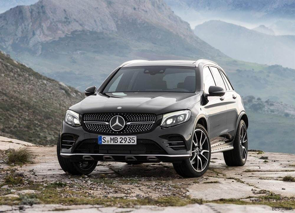 Mercedes GLC 43 AMG 4MATIC 2016-2017