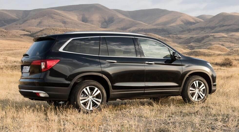 Объявлены цены на Honda pilot в России