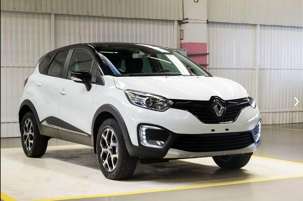 Новинка от Российских Французов Renault Kaptur 2016-2017